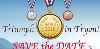 Fundação da Equipe Equestre dos EUA fará evento para os Jogos Equestres Mundiais